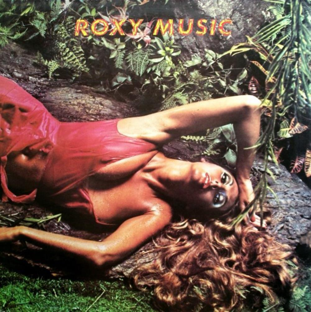 Stranded by ROXY MUSIC album cover