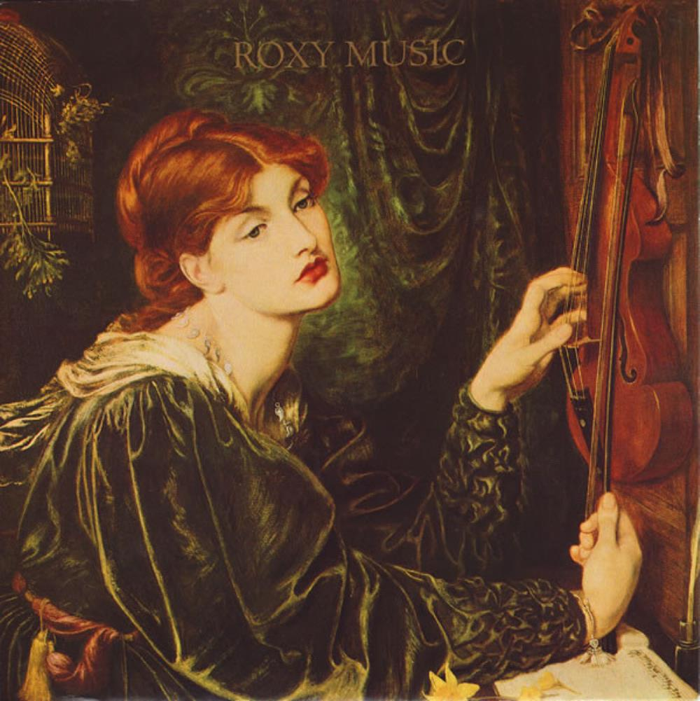 More Than This by ROXY MUSIC album cover