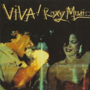 Viva! Roxy Music by ROXY MUSIC album cover
