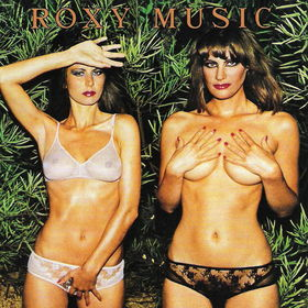 Country Life by ROXY MUSIC album cover