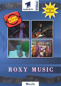 Roxy Music Musikladen / BeatClub: Live 74-75 album cover