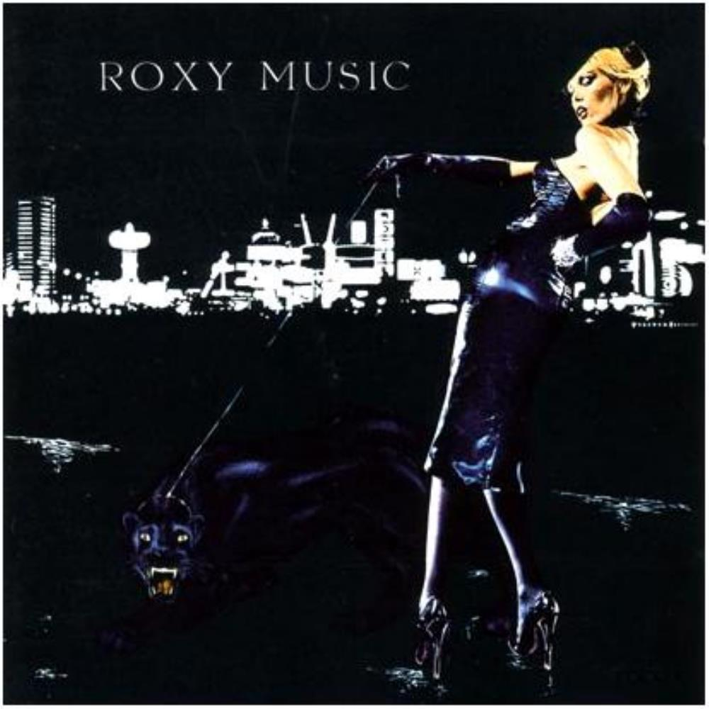 For Your Pleasure by ROXY MUSIC album cover
