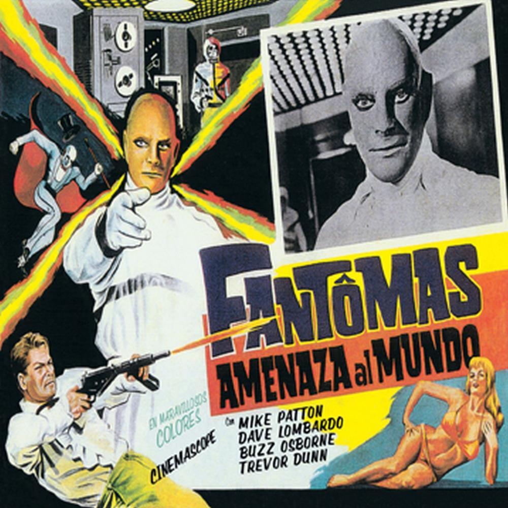 Fantômas by FANTÔMAS album cover