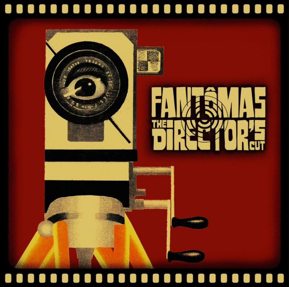 The Director's Cut by FANTÔMAS album cover