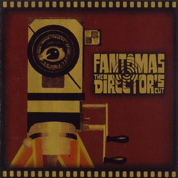Fantomas The Director's Cut  album cover