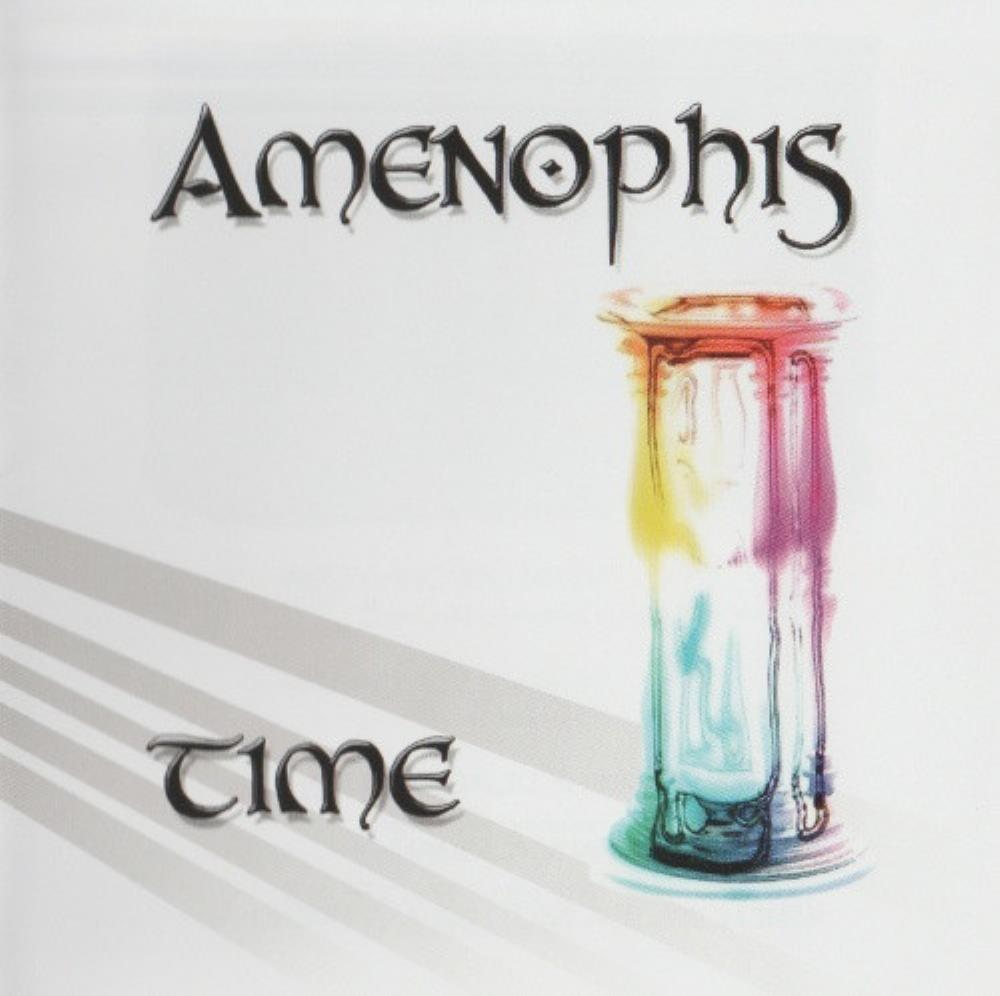 Time by AMENOPHIS album cover
