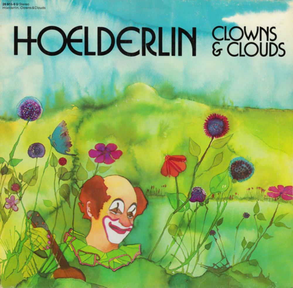 Clowns & Clouds by HOELDERLIN album cover