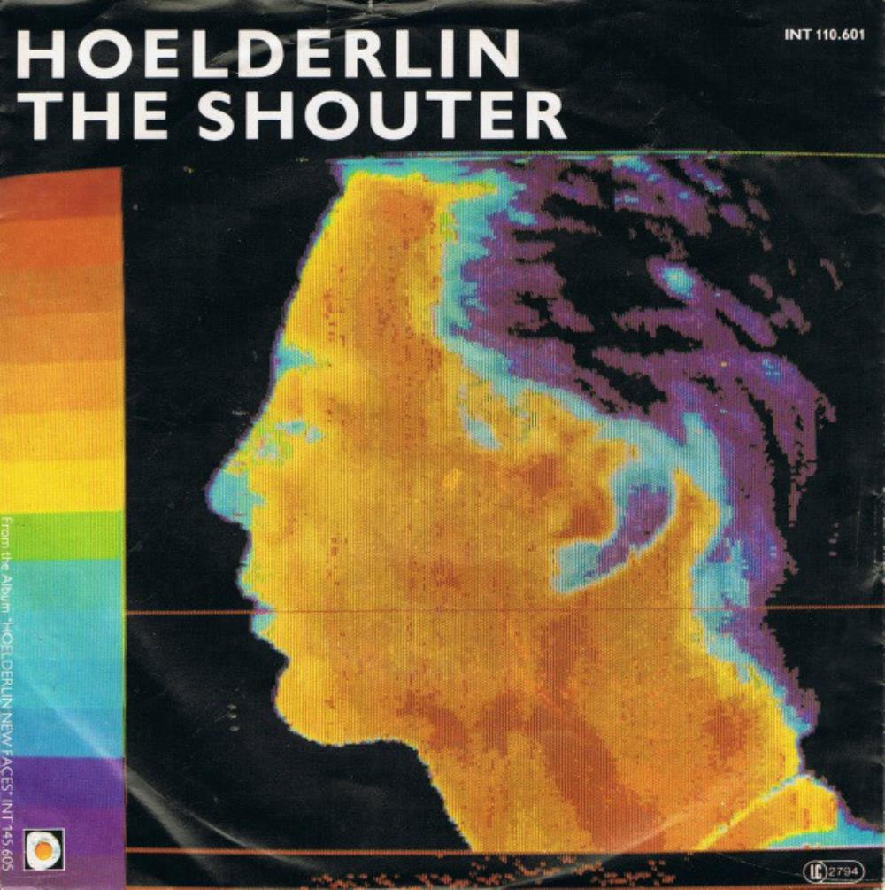 Hoelderlin The Shouter album cover