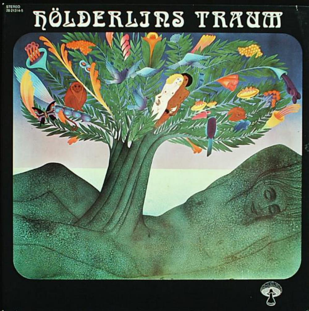 Hoelderlin - Hölderlins Traum CD (album) cover