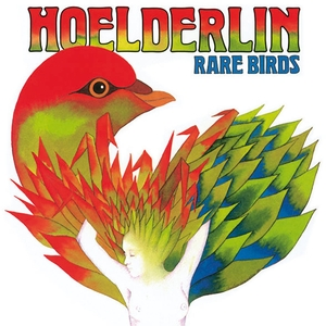 Hoelderlin - Rare Birds CD (album) cover