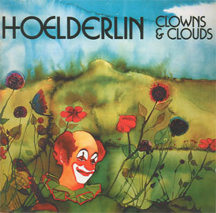 Hoelderlin - Clowns & Clouds CD (album) cover