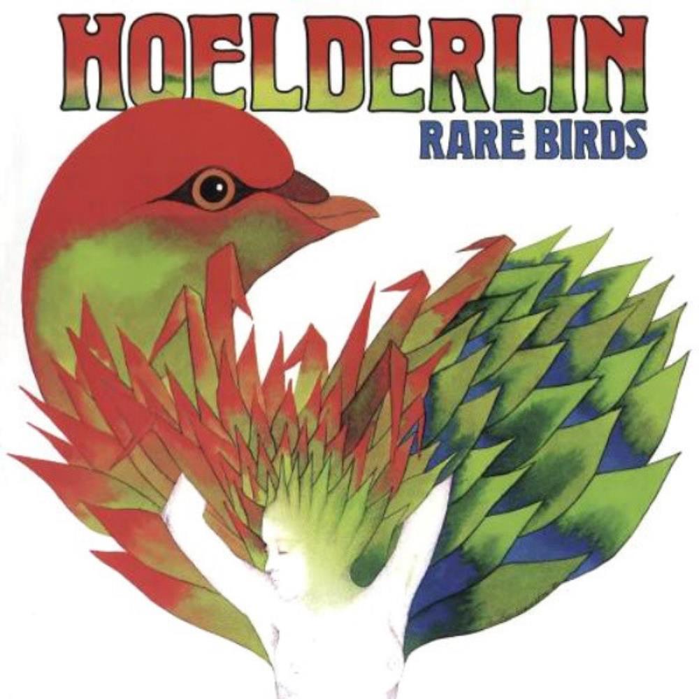 Rare Birds by HOELDERLIN album cover