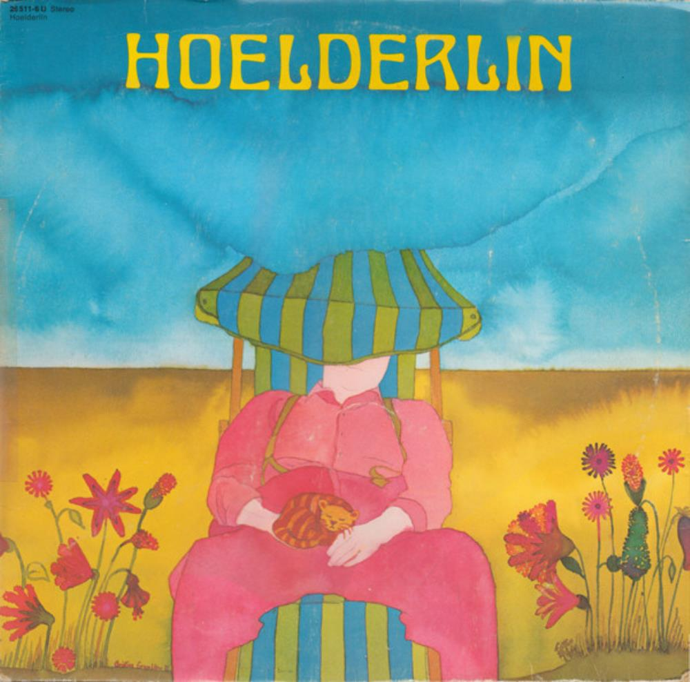 Hoelderlin - Hoelderlin CD (album) cover