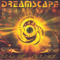 Dreamscape - End Of Silence  CD (album) cover