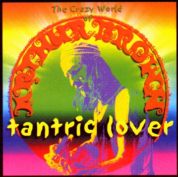 Tantric Lover (2nd edition) by BROWN BAND, THE ARTHUR album cover