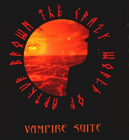 The Arthur Brown Band Vampire Suite album cover