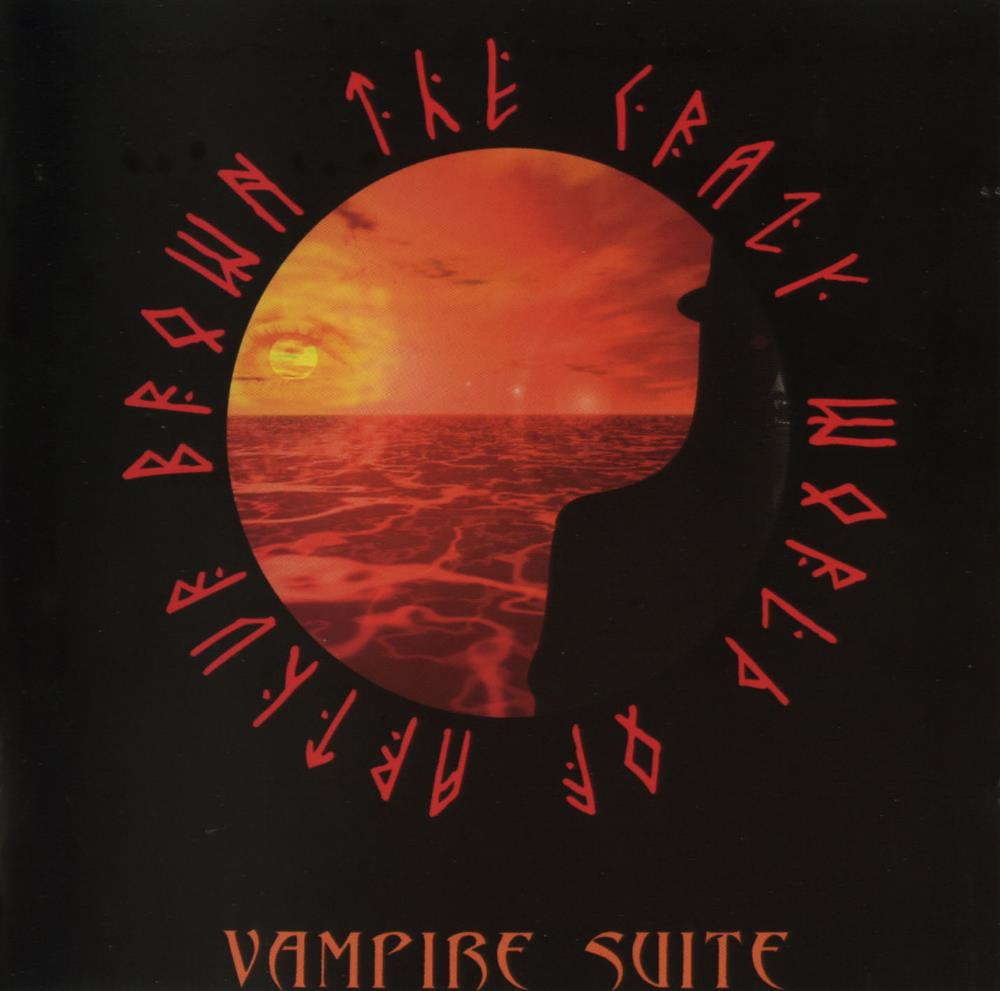 The Arthur Brown Band The Crazy World Of Arthur Brown: Vampire Suite album cover