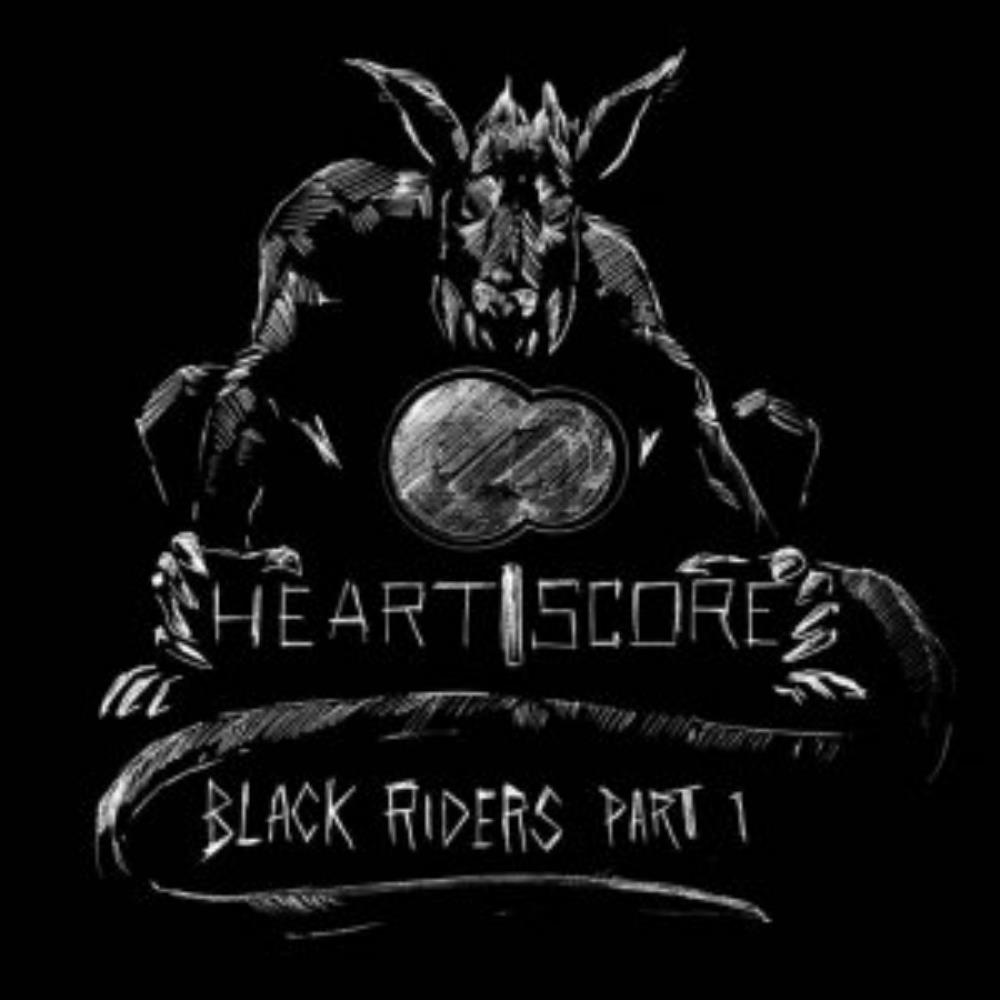 Black Riders Part 1 by HEARTSCORE album cover