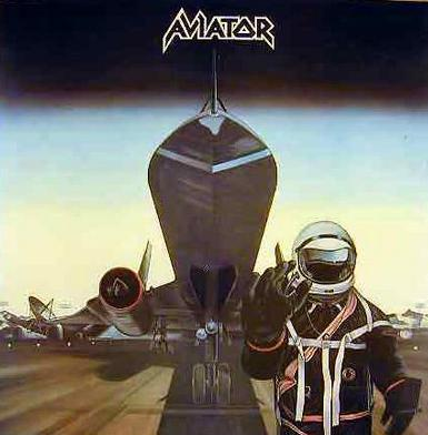 Aviator - Aviator CD (album) cover