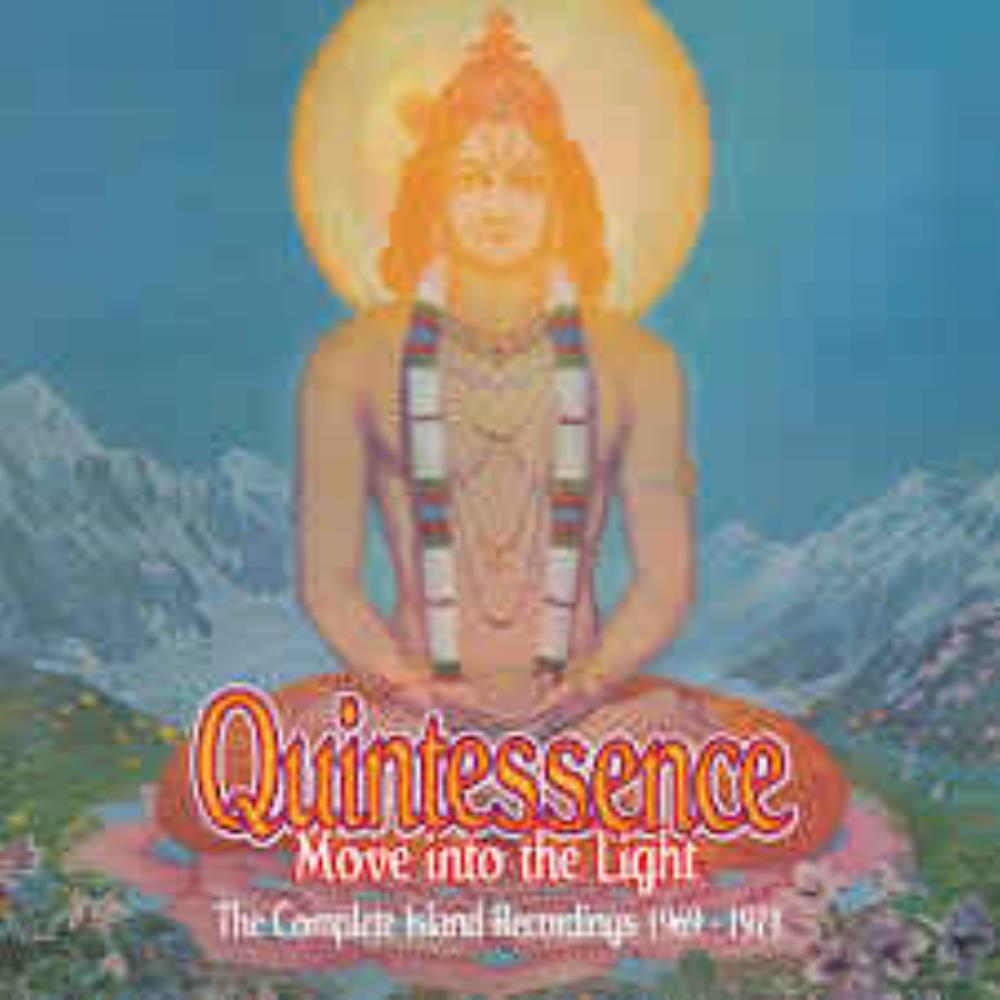 Move Into The Light The Complete Island Recordings 1969 - 1971 by QUINTESSENCE album cover