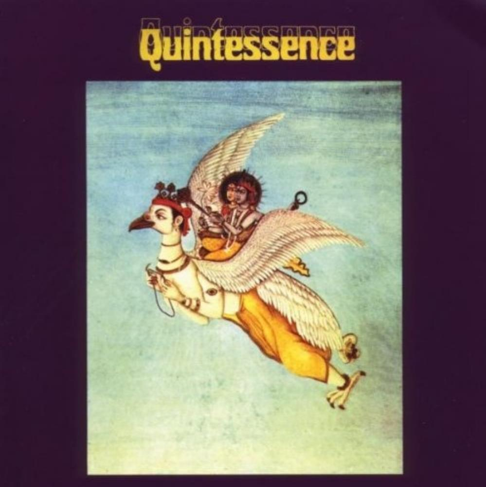 Quintessence Self album cover