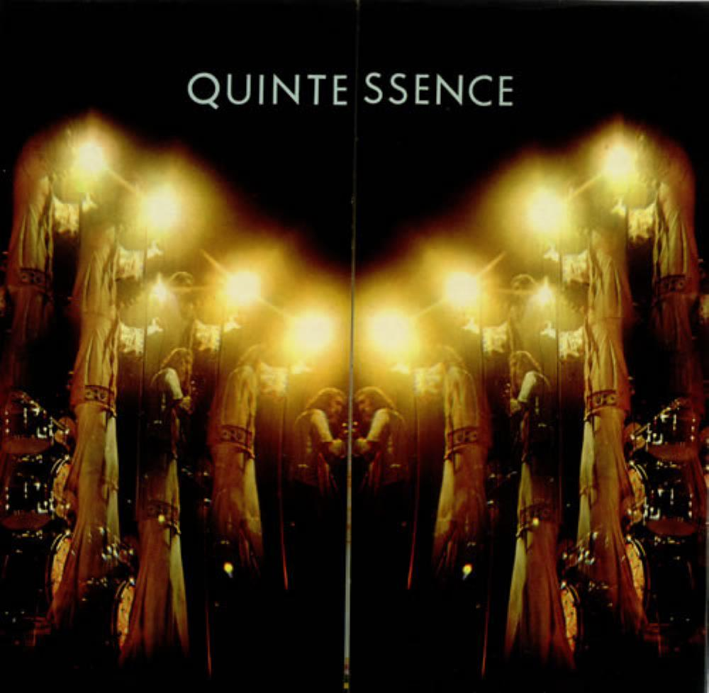 Quintessence - Quintessence CD (album) cover