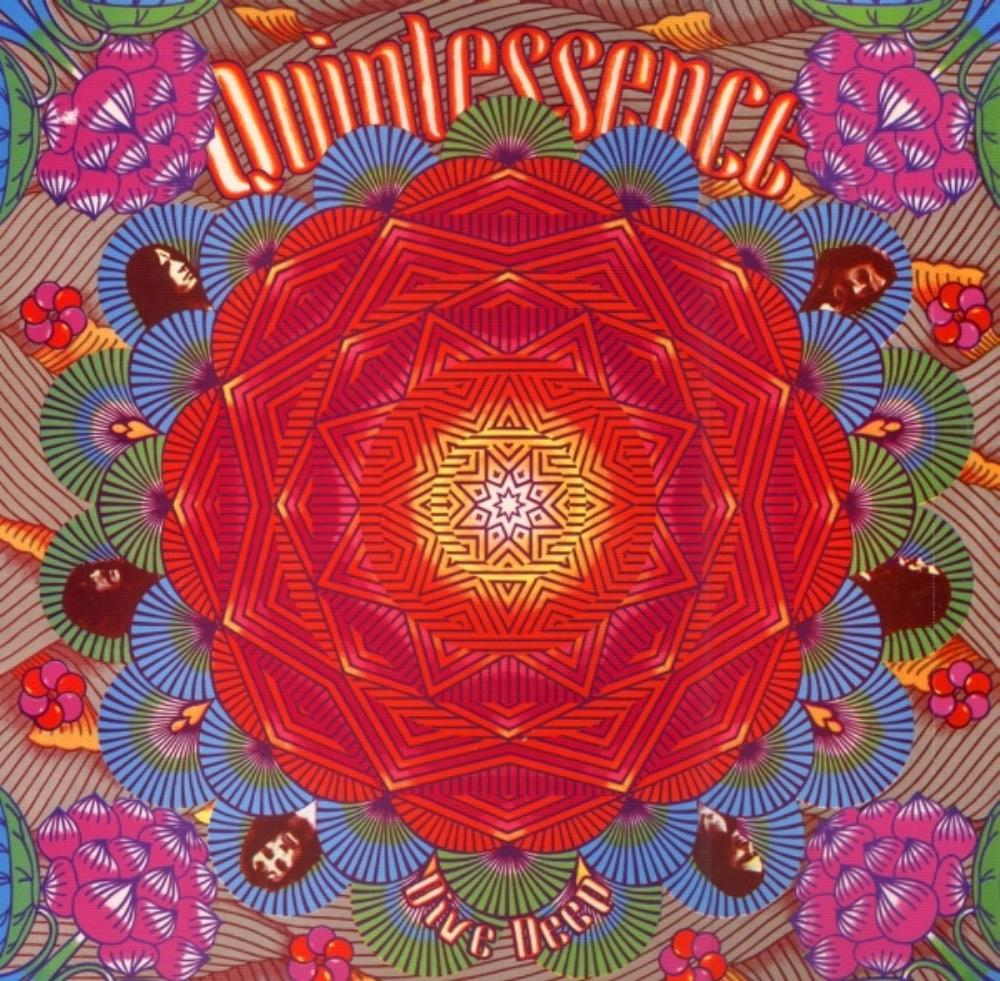 Quintessence - Dive Deep CD (album) cover