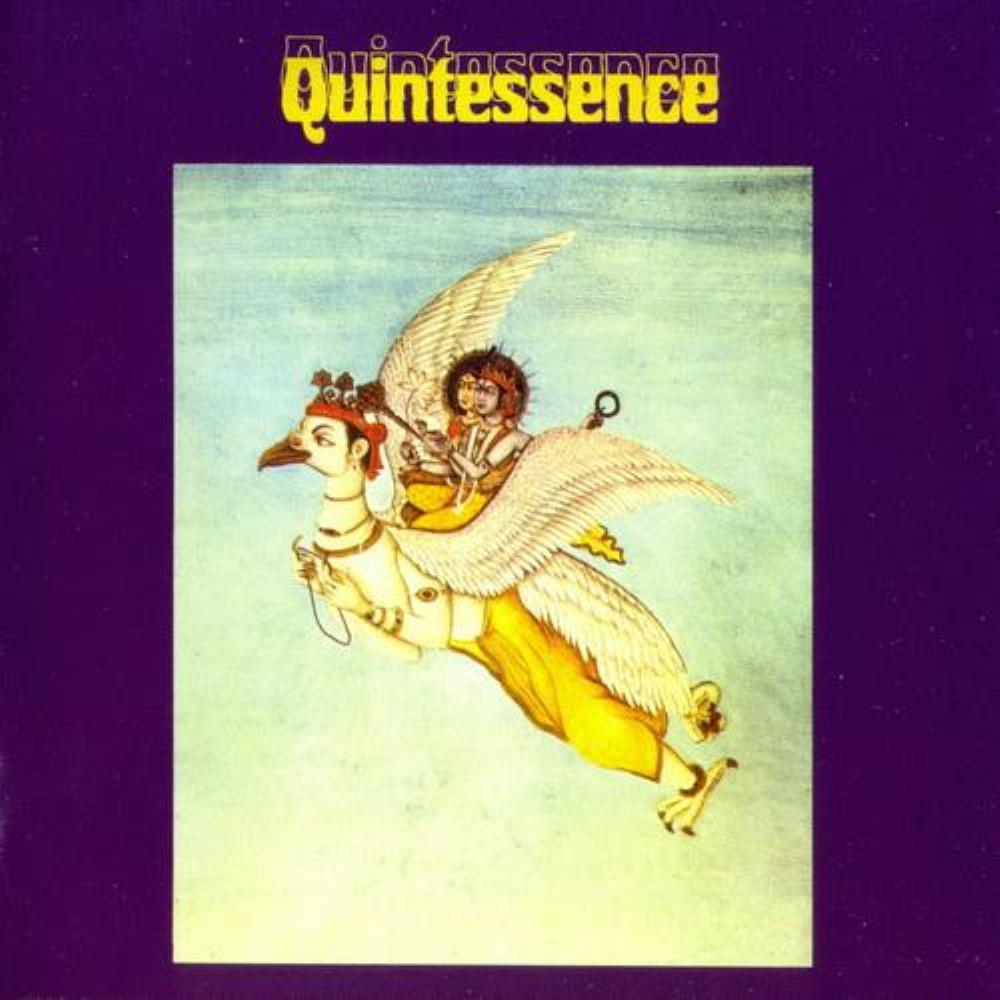 Self by QUINTESSENCE album cover