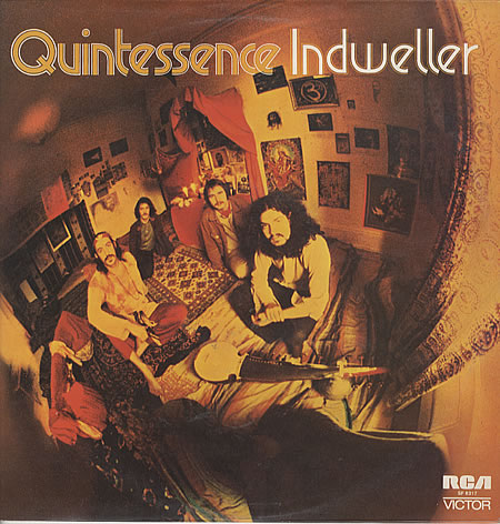 Quintessence Indweller album cover