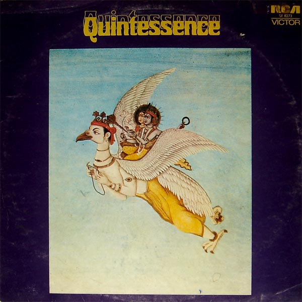 Quintessence - Self CD (album) cover