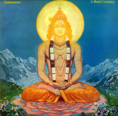 Quintessence - In Blissful Company CD (album) cover
