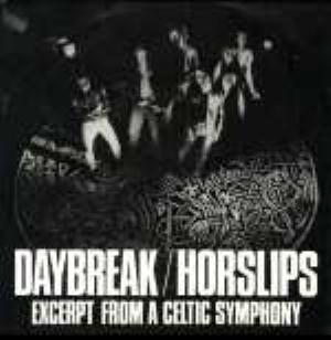 Horslips Daybreak ( Excerpt from a Celtic Symphony ) / Oisin's Tune album cover