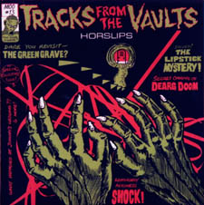 Tracks From The Vaults by HORSLIPS album cover
