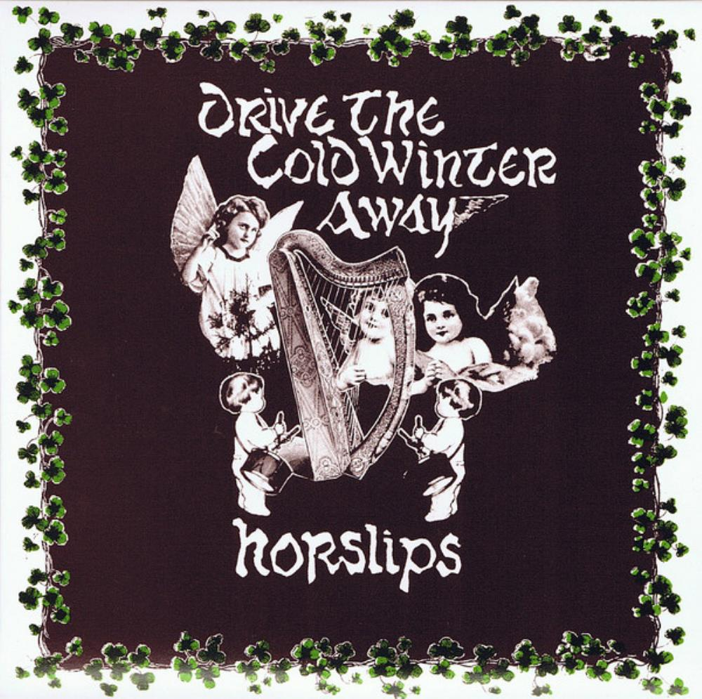 Horslips Drive The Cold Winter Away album cover