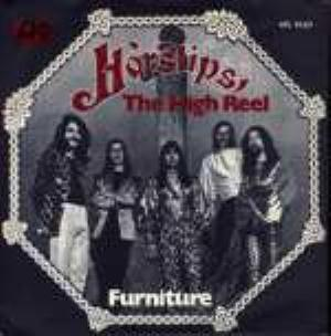 Horslips The High Reel / Furniture album cover