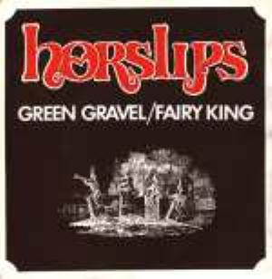Horslips Green Gravel / The Fairy King album cover