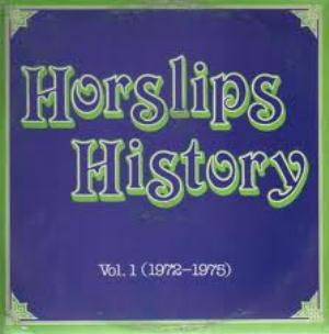 Horslips Horslips History Vol.1 (1972-1975) album cover