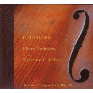 Horslips and the Ulster Orchestra at the Waterfront, Belfast by HORSLIPS album cover