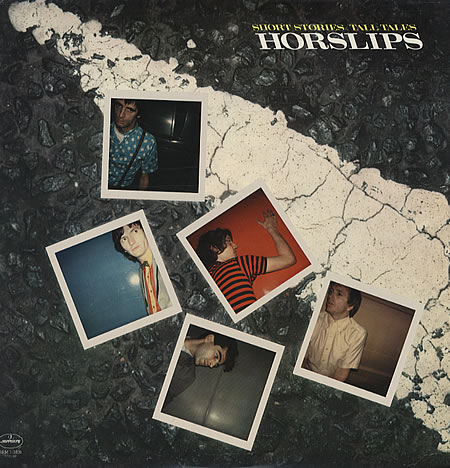 Horslips - Short Stories - Tall Tales CD (album) cover
