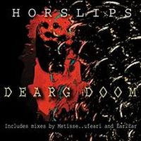 Horslips Dearg Doom album cover