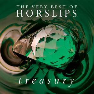 Horslips Treasury - The Very Best of Horslips album cover