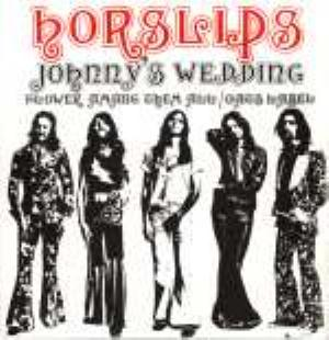 Horslips Johnny's Wedding /  Flower Among Them All album cover
