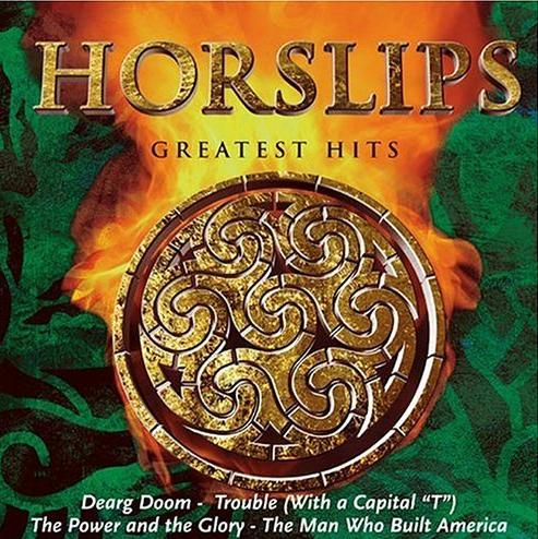 Horslips Greatest Hits album cover