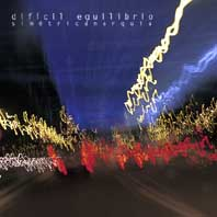 Dificil Equilibrio - Sim�tricanarqu�a CD (album) cover