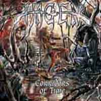 Hagen - Corridors of time CD (album) cover