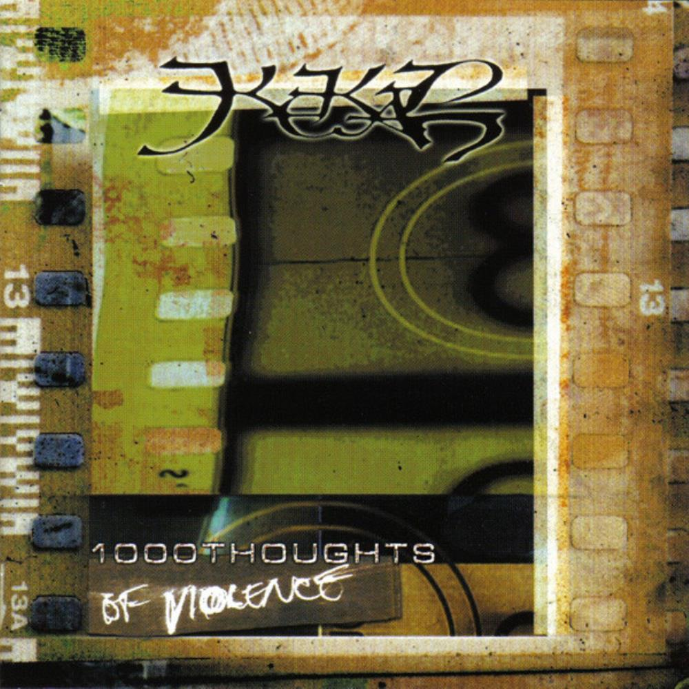 1000 Thoughts Of Violence by KEKAL album cover