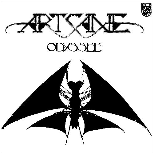 Odyssee by ARTCANE album cover