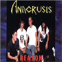 Anacrusis Reason album cover