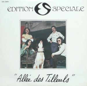 Edition Sp�ciale - All�e des Tilleuls  CD (album) cover