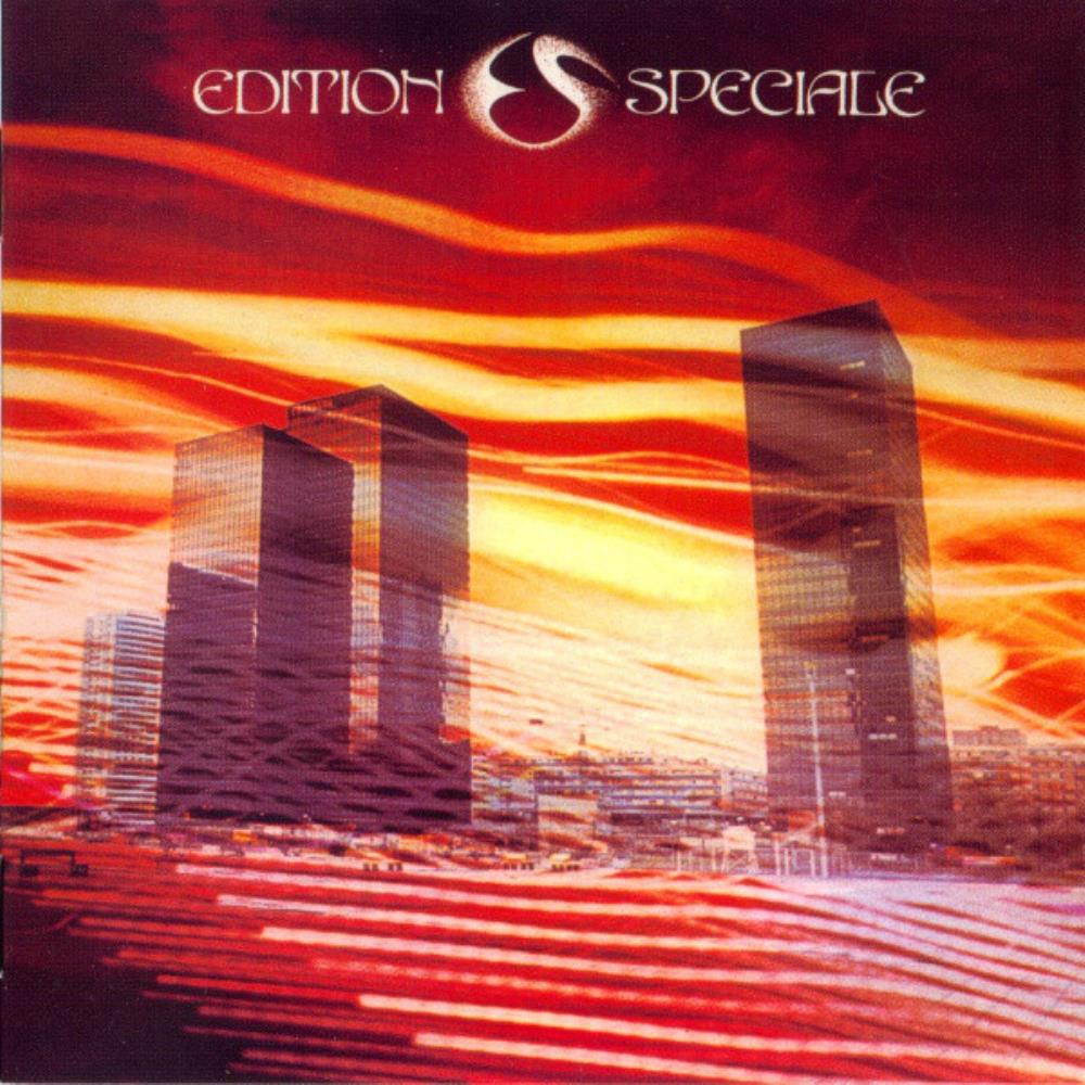 Edition Spéciale - Aliquante CD (album) cover
